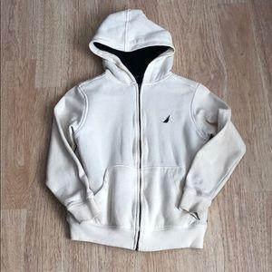 Nautica zip up hoodie